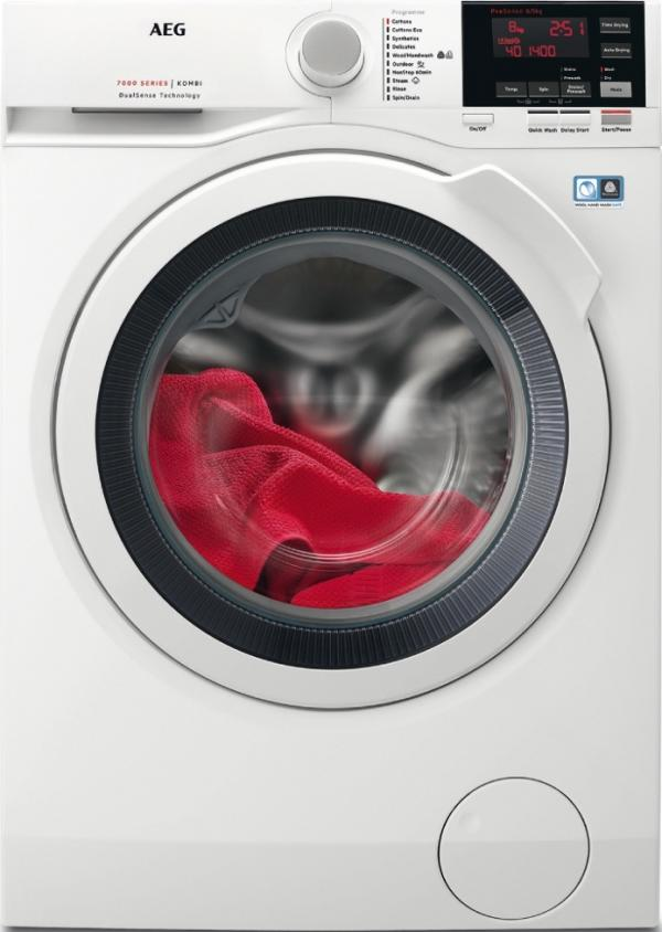 AEG L7WEG851R Washer Dryer