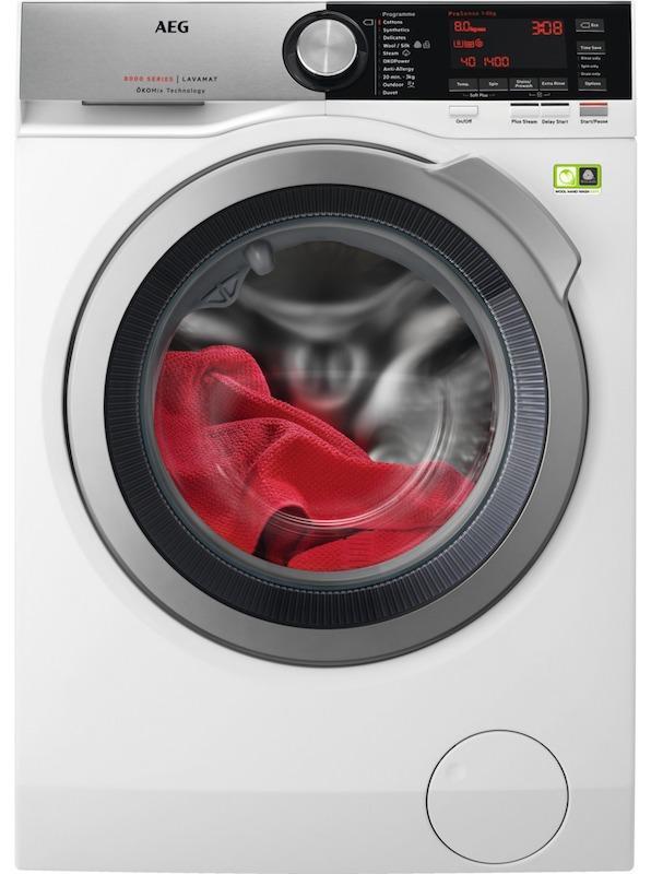 AEG L8FEC846R Washing Machine