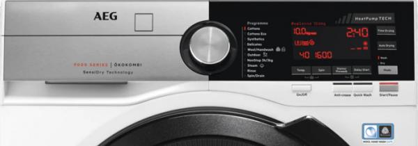 AEG L9WEC169R Washer Dryer