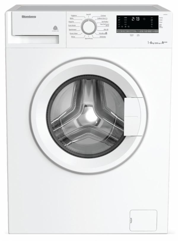 Blomberg LBF1623W Slim Depth Washing Machine