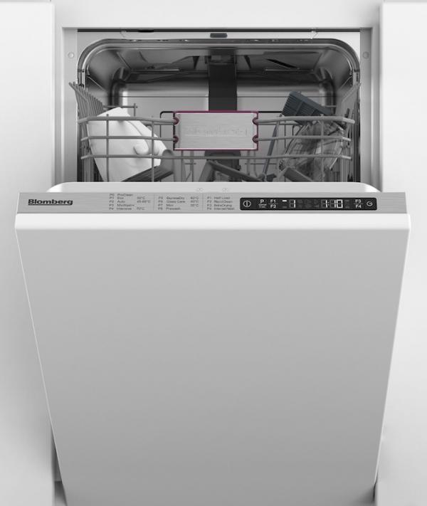 Blomberg LDV02284 45cm Integrated Slimline Dishwasher