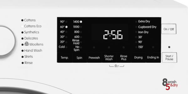 Blomberg LRF285411W Washer Dryer