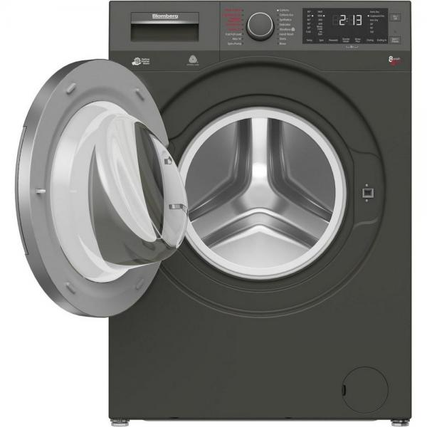 Blomberg LRF2854121G Graphite Washer Dryer