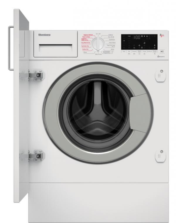 Blomberg LRI1854310 Integrated Washer Dryer