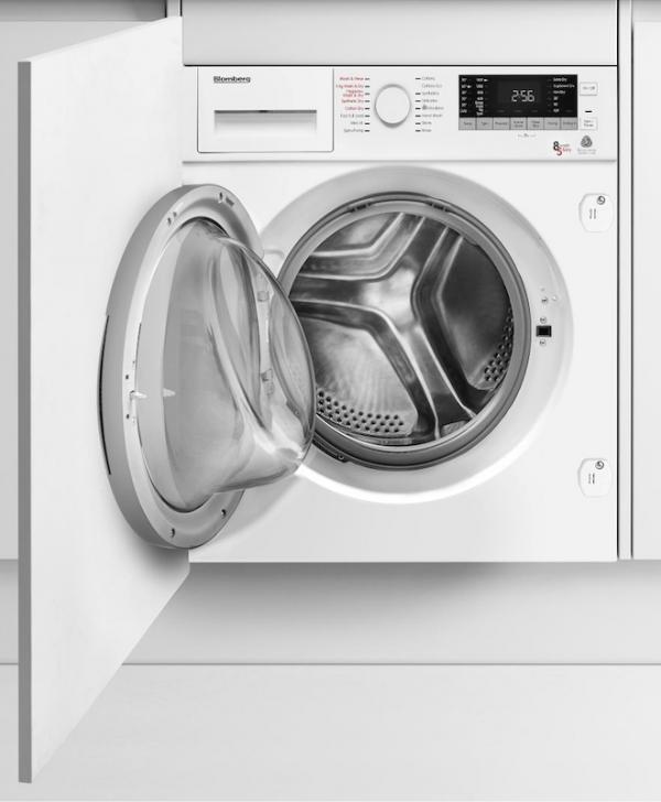 Blomberg LRI285411 Integrated Washer Dryer