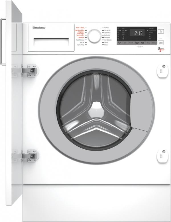 Blomberg LRI2854310 Integrated Washer Dryer