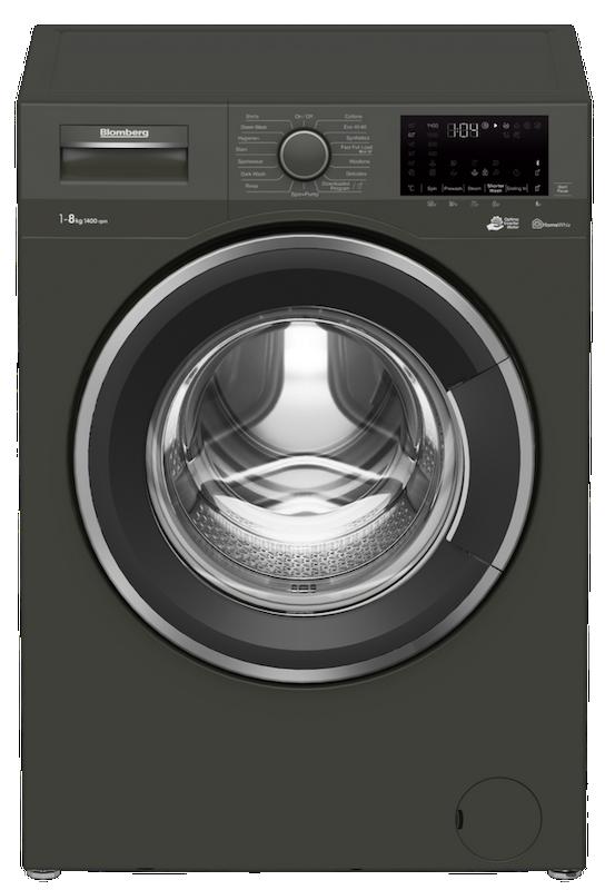 Blomberg LWF184420G Graphite Washing Machine