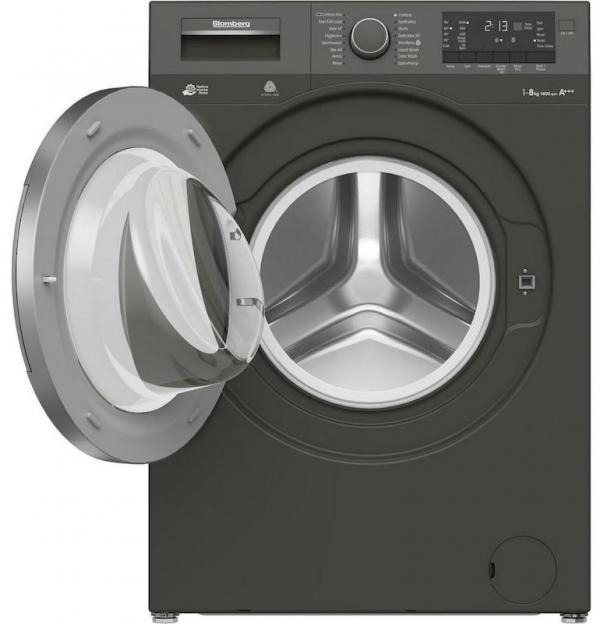 Blomberg LWF284421G Graphite Washing Machine