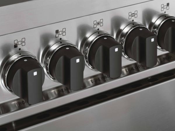 Bertazzoni MAS100-5I-MFE-T-CRE 100cm Master Induction Range Cooker