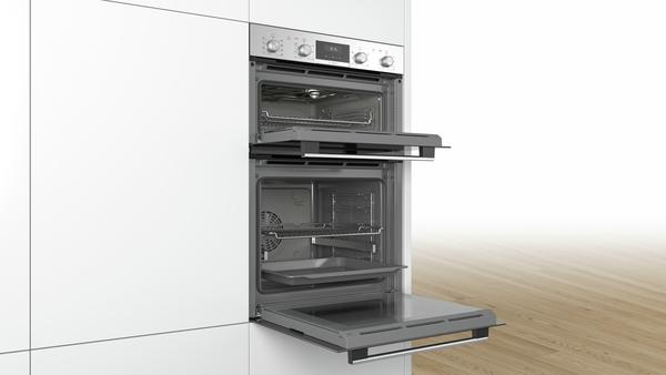 Bosch MBA5350S0B Built-In Catalytic Double Oven