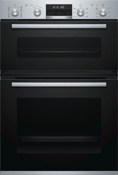Bosch MBA5785S0B Built-In Pyrolytic Double Oven