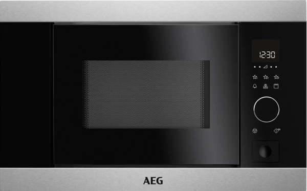 AEG MBB1756D-M Built-In Microwave with Grill
