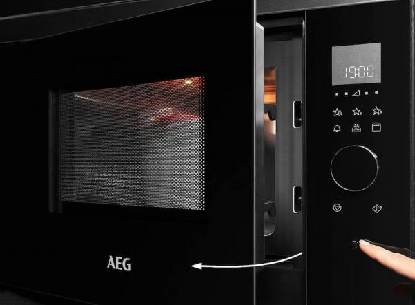 AEG MBB1756DEM Built-In Microwave & Grill