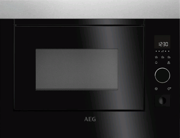 AEG MBE2658S-M Built-In Microwave