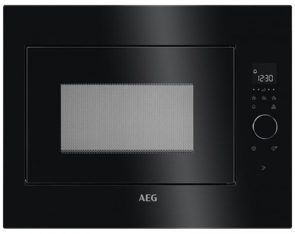 AEG MBE2658SEB Built-In Solo Microwave