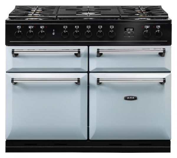 AGA MDX110DFPAS Masterchef Deluxe 110cm Pearl Ashes Dual Fuel Range Cooker