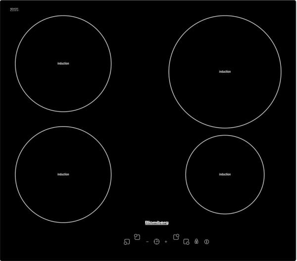 Blomberg MIN54307N 58cm Induction Hob