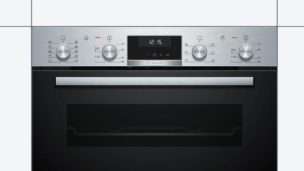 Bosch NBA5570S0B Built-Under Double Oven