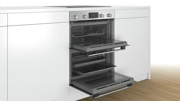Bosch NBS113BR0B Built-Under Double Oven