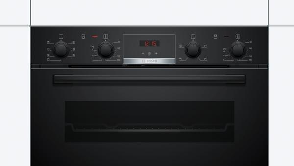 Bosch NBS533BB0B Built-Under Double Oven