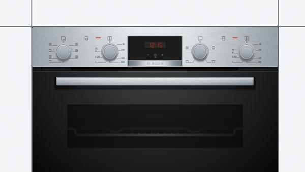 Bosch NBS533BS0B Built-Under Double Oven