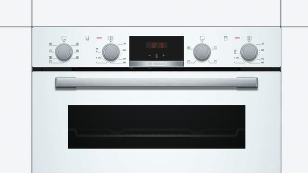 Bosch NBS533BW0B Built-Under Double Oven