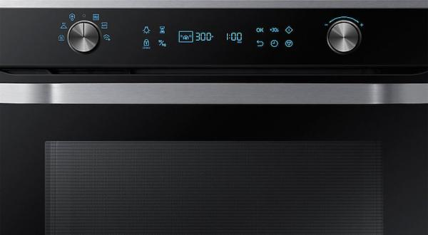 Samsung NQ50K5130BS Built-In Solo Microwave (EX DISPLAY)