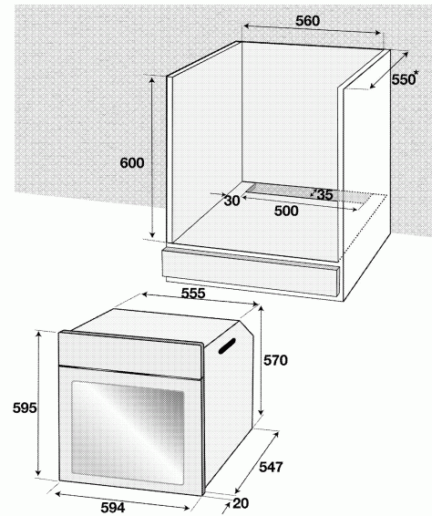 Blomberg OEN9302X Built-In Single Oven