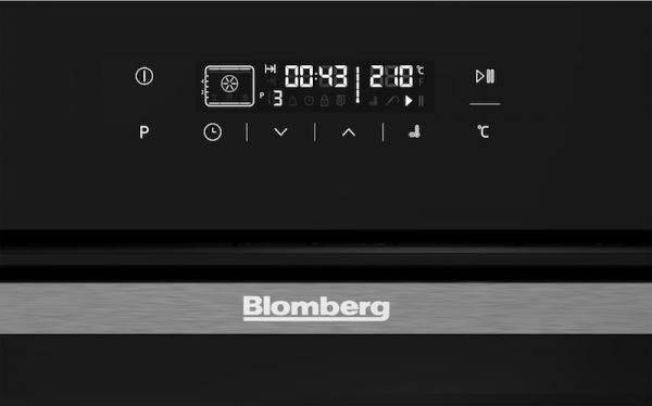 Blomberg OEN9480X Pyrolytic Single Oven