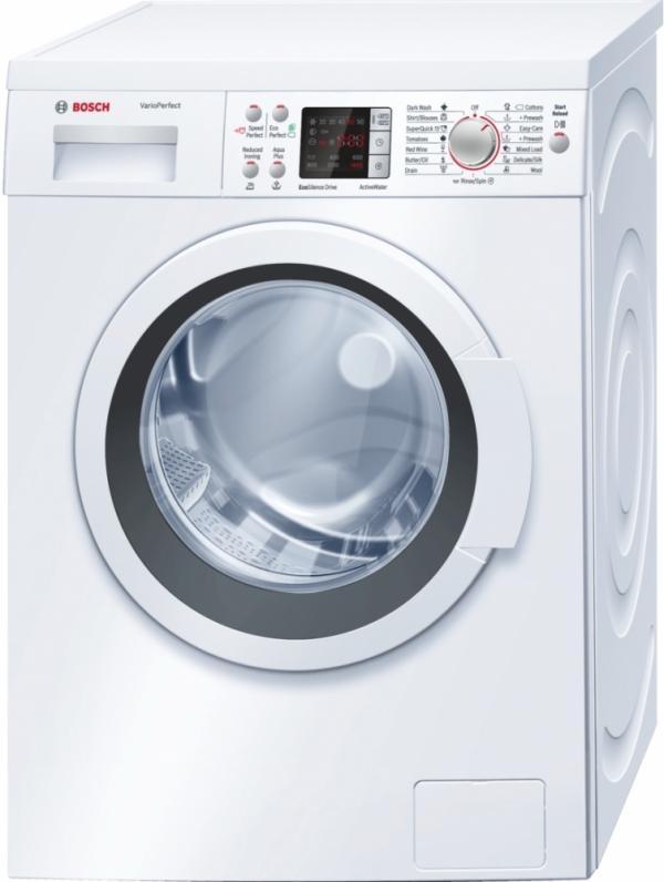 Bosch WAQ284S0GB Washing Machine