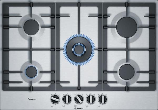 Bosch PCQ7A5B90 75cm Gas Hob