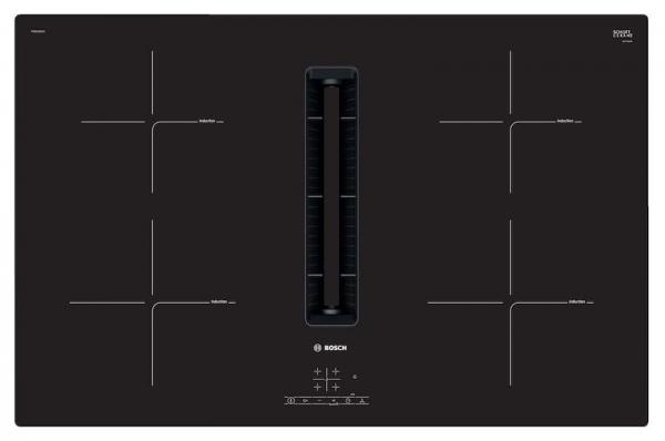 Bosch PIE811B15E 80cm Induction Hob with Vented Extraction