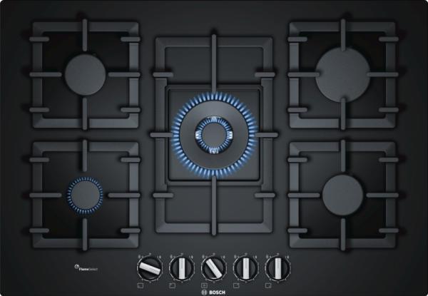 Bosch PPQ7A6B90 75cm Gas Hob