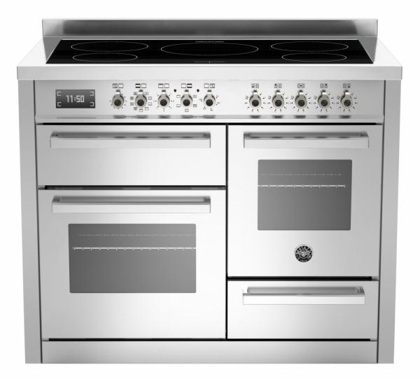 Bertazzoni PRO1105IMFETXT 110cm Induction Range Cooker