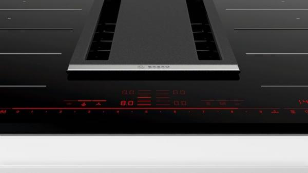 Bosch PXX875D34E Induction Hob with Extraction
