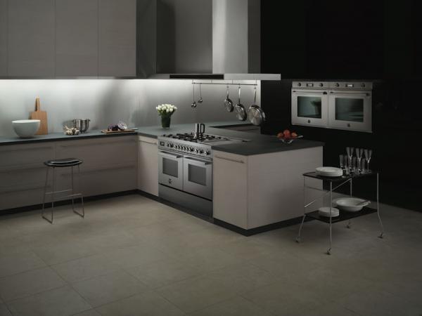 Bertazzoni PRO120-6G-MFE-D-XT 120cm Professional Dual Fuel Range Cooker