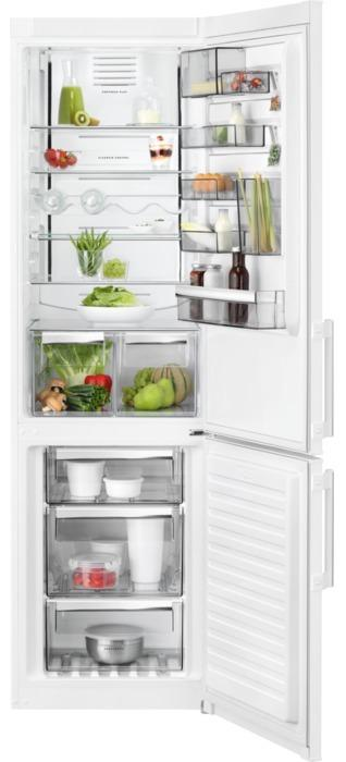 AEG RCB53724VW Frost Free Fridge Freezer