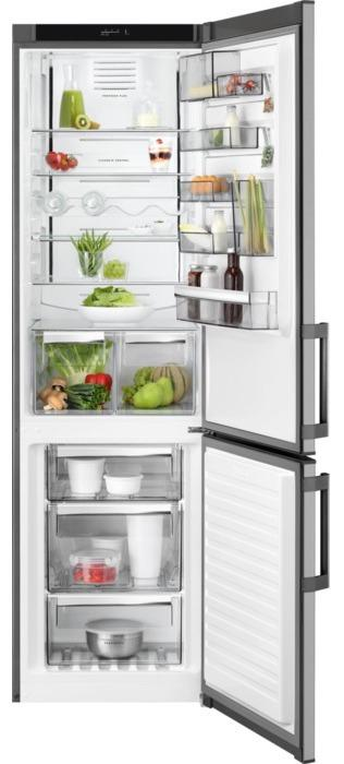 AEG RCB53725VX Frost Free Fridge Freezer