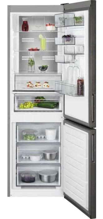 AEG RCB732E5MB 186cm Tall Frost Free Fridge Freezer