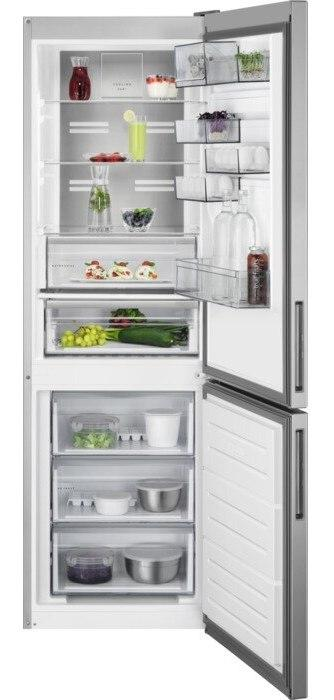 AEG RCB732E5MX 186cm Tall Frost Free Fridge Freezer