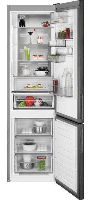 AEG RCB736E5MB 186cm Tall Frost Free Fridge Freezer
