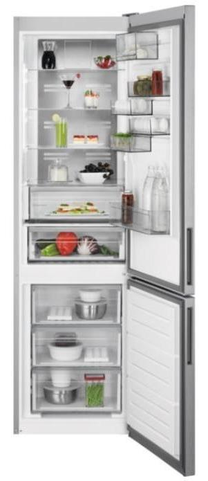 AEG RCB736E5MX Frost Free Fridge Freezer
