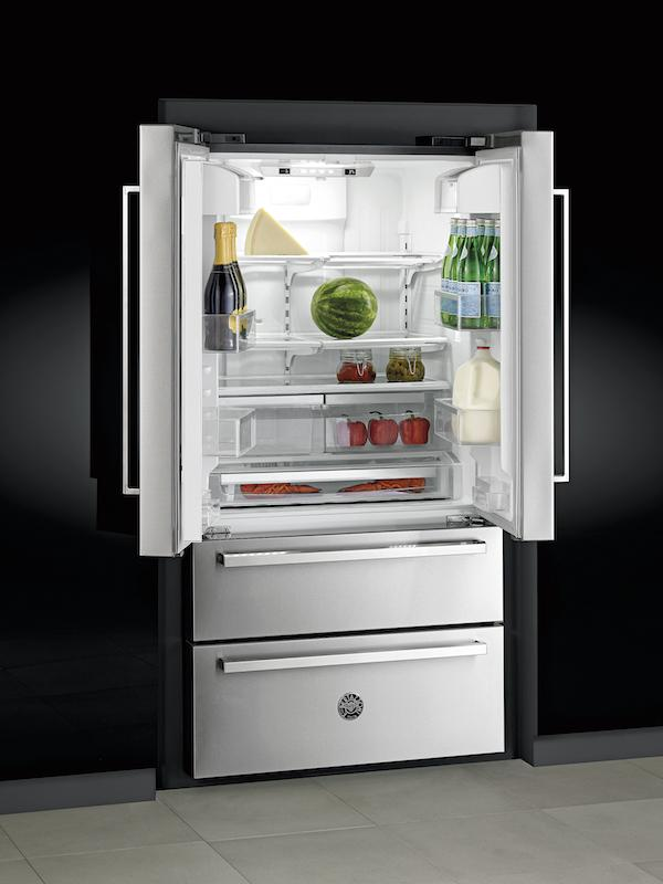 Bertazzoni REF90X Professional French Door Fridge Freezer
