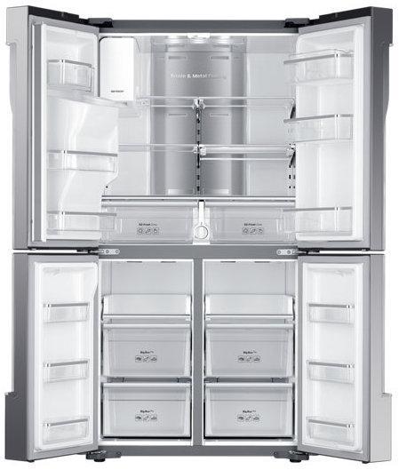 Samsung RF56J9040SR Side by Side Fridge Freezer