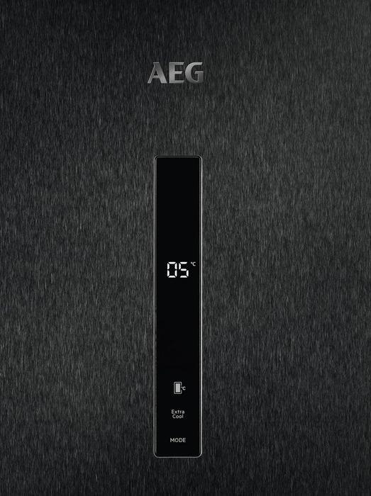 AEG RKB738E5MB 186cm Tall Larder Fridge