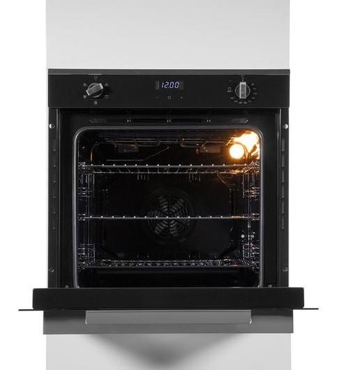 Rangemaster RMB605BL/SS 11213 Single Oven