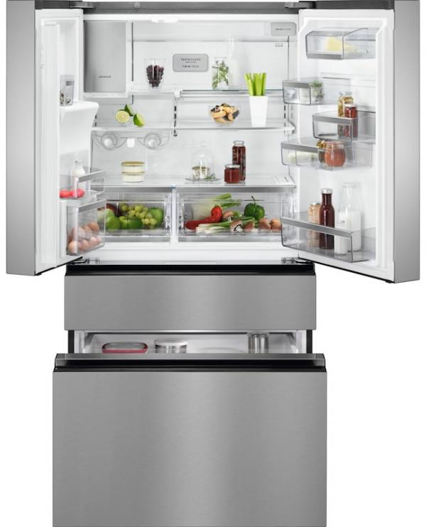 AEG RMB96716CX French Door Fridge Freezer