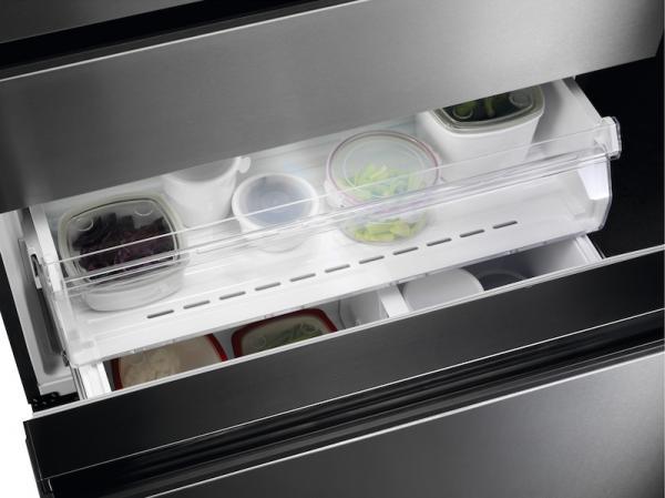 AEG RMB96719CX American Frost Free Fridge Freezer