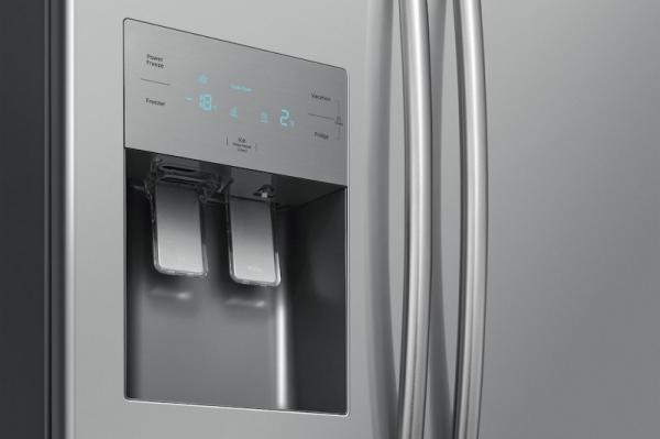 Samsung RS50N3513SL American Style Side by Side Fridge Freezer