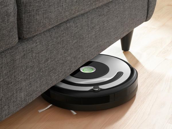 iRobot Roomba® 675 Robot WiFi Vacuum Cleaner